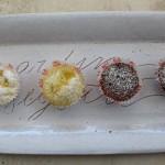 Serving dish, ceramic plate.vassoio in ceramica