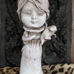 metamorphosis,ceramic sculpture