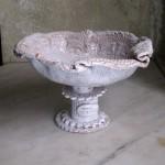 Alzatina, ceramic cake stand