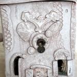 Petite maison des sons et lumiere. Scatola in ceramica Ceramic box