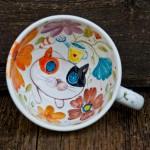 la tazza del gattone avventuroso, mug
